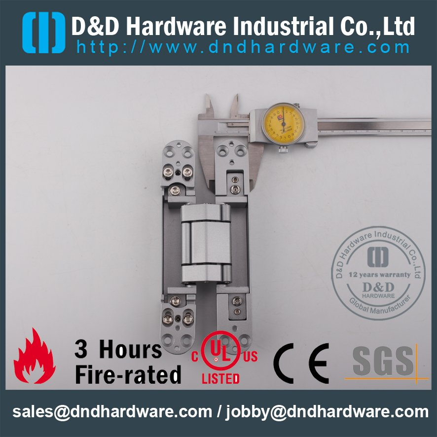 Zinc Alloy Door Hinge-D&D Hardware