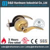 Zinc Alloy Key Lever Lockset for Wood Door-DDLK005