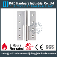 SS304 Modern Flush Hinge for Metal Door-DDSS028-B