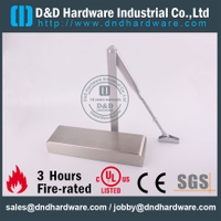 Aluminium Alloy Fire Rated Modern Door Closer for Interior Door DDDC-S505