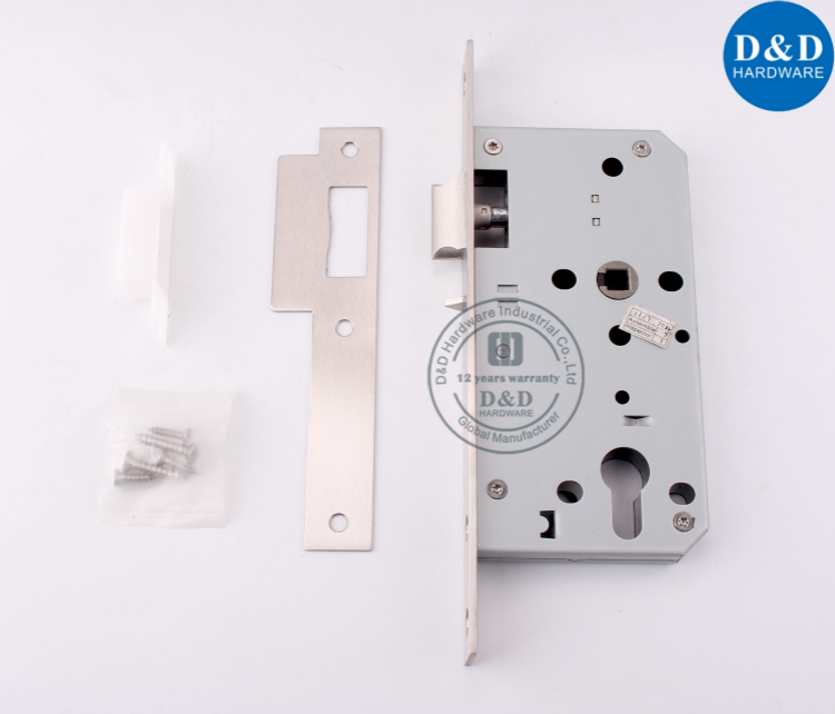 SUS304 304 Night Latch Door Lock-D&D Hardware