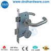 Stainless steel dead bolt lock with EN12209 for Wood Door- DDML55ZD