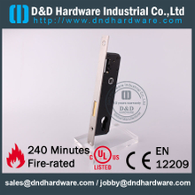 85mm Centre DIN Quality Mortise Entry Lock for Single Door-DDML018