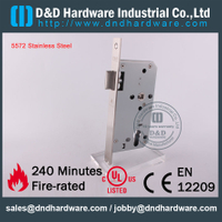 5572 Fire Rate Latch Door Lock for Office Wooden Doors with CE Certificate-DDML011