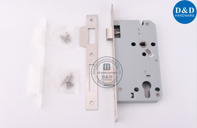 Stainless Steel Safety Mortise Lock-D&D Hardware