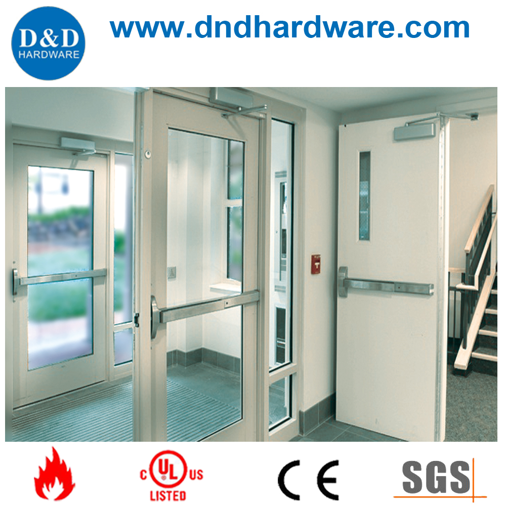 Concealed Overhead Heavy Duty Door Closer for External Door-DDDC009