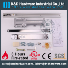 Aluminum Alloy Architectural Hardware Door Closer DDDC-JU-093