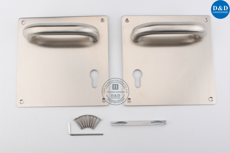 Stainless Steel 304 Lever Handle-D&D Hardware