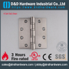 UL Listed Ironmongery 4BB Fire Rated Door Hinge for Wooden Door-DDSS004-FR-4.5""