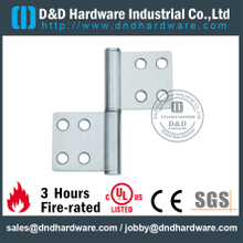 Stainless steel Fire-rated flag door hinge for Commercial Door-DDSS030-B