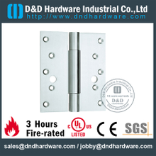 Stainless Steel Singe Security Hinge for Wooden Doors-DDSS076
