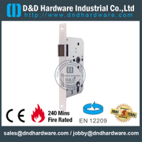 Grade 304 Emergency Escape Lock with CE Certificate for Fire Rated Doors-DDML009-E