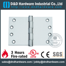 Stainless Steel 3 Knuckle Hinge for Office Door-DDSS065