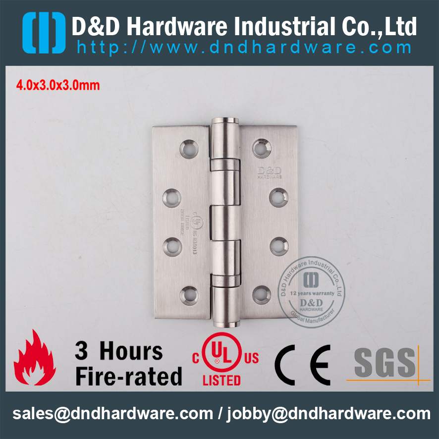 Hollow Metal Door Hinge-D&D Hardware