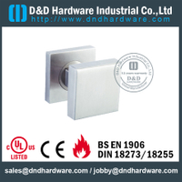 Antirust heavy quality square solid handle for Restroom Door- DDSH197