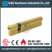 Euro Lock Cylinder in Double Open-DDLC012