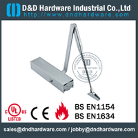 Aluminium Alloy Practical Automatic Door Closer for Iron Door - DDDC-50V