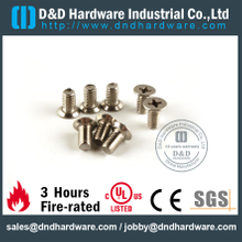 Stainless steel 316 M6 machine screw for Door hinge & Metal Door- DDSR003