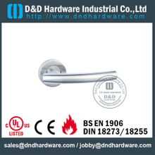 Stainless Steel 304 Bend T Shape Internal Lever Handle for Wooden Door -DDTH013