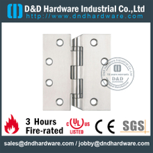 SUS304 Antirust Hospital Hinge for Steel Door with SSS-DDSS044-B