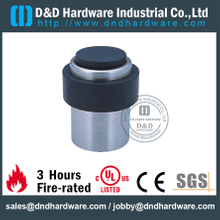 Zinc Alloy Floor industrial Door Stop for Hollow Metal Door -DDDS009