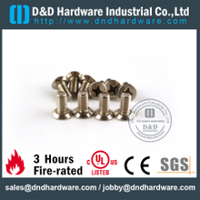 SS304 ANSI machine screw for Door Hinge & Metal Door & Frame- DDSR001