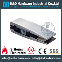 Grade 304 Heavy Duty Top Patch Fitting for Frameless Glass Door-DDPT007