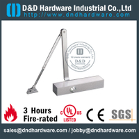 Automatic Hydraulic Heavy Duty Fire Rated Door Closer for Entry Wooden Door-DDDC010