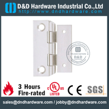 Stainless Steel 201 Laboratory Hinge for Cabinet Door-DDSS025