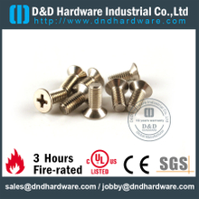 Antirust M5x12 metal screw for Hinge& Metal Door - DDSR005