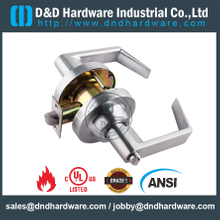 ANSI Durable Zinc Alloy and Stainless Steel Fire Rated Tubular Lock-Set for Entrance door-DDLK009