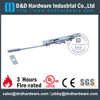Stainless Steel Grade 304 Long Flush Door Bolt for Front Metal Door-DDDB011