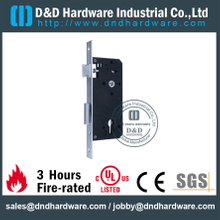 Stainless steel mortise lock with dead bolt for Entry Door-DDML001