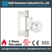 SS304 AB Flush Hinge for wooden door-DDSS027-B