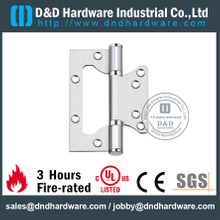 DDSS026-Stainless Steel 316 Antirust Flush Hinge for Shower Door