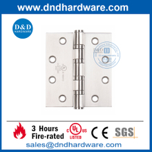 Stainless Steel 316 Four Ball Bearing Hinge with UL Listed-DDSS008-FR