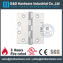 SS201 AB Security Hinge for Metal Door-DDSS015-B
