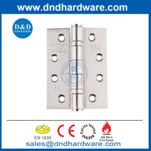 CE Stainless Steel 316 Butt Hinge for Internal Door- DDSS001-CE-4X3X3