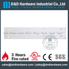 Stainless Steel Piano Continuous Hinge for Cabinet Door-DDSS050