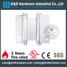 Stainless Steel Grade 201 Automatic Double Action Spring Hinge for Wooden Door--DDSS038
