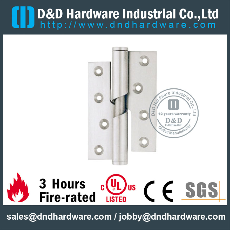 Fire-Rated Rising Door Hinge DDSS016