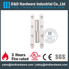 Stainless Steel Grade 316 Round Corner H Hinge for Shower Door-DDSS019-B