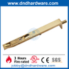 Heavy Duty Stain finish Polished Brass Flush Metal Door Bolt for -DDDB001