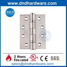 4 Inch SS304 Mortise Fireproof Door Hinge with UL Certificate-DDSS001-FR-4X3X3
