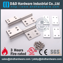 Stainless Steel 304 Flag Hinge for Fire-Rated Steel Door