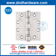 ANSI Grade 1 Heavy Duty Ball Bearing Door Hinge-DDSS001-ANSI-1