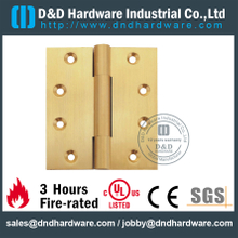 DDBH010-Solid Brass 3 Knuckle Hinge for Office Doors
