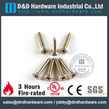 Stainless steel 316 #12 hinge screw for Wooden door- DDSR006