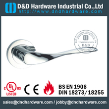 Stainless steel favorable lever solid handle for Exterior Door - DDSH122
