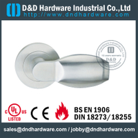 SUS304 modern casting door handle for Exterior Door- DDSH193